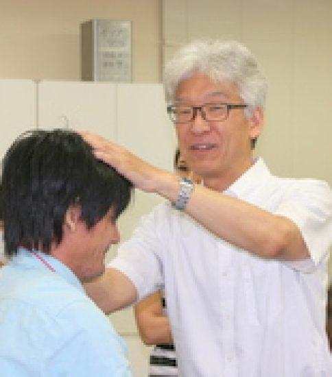平成27年度校友会勉強会 ◆『擦過鍼と細い鍼を使った治療』
